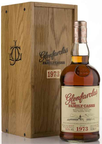 Glenfarclas Scotch Single Malt The Family Casks 1973 Cask...